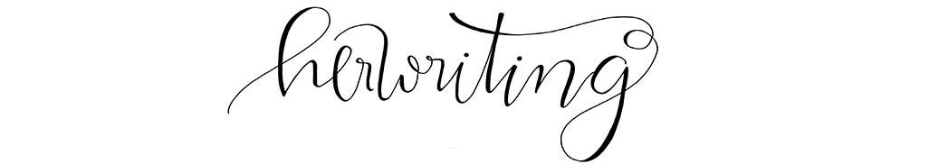 herwriting